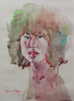 Self Portrait 1623 by Becky Kim