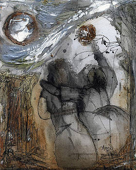 We All Belong by Anne-D Mejaki - Art About You productions