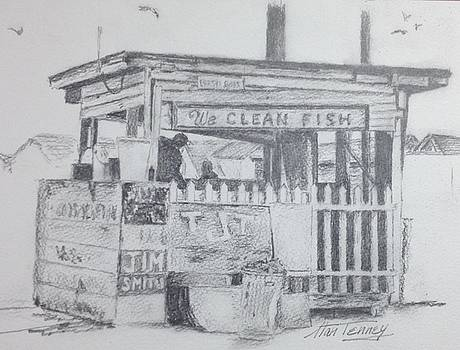 We Clean Fish by Stan Tenney