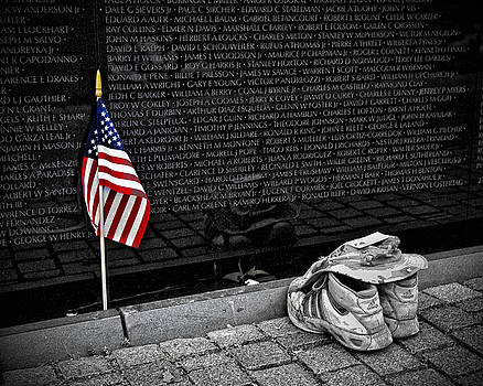 We Will Never Forget Them... by Boyd Alexander