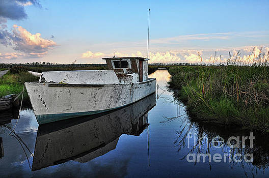 Weathered Reflection by Randy Rogers
