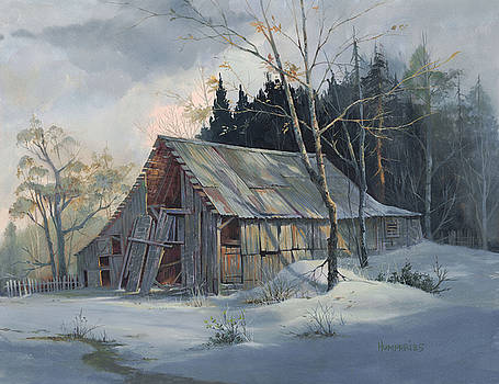 Weathered Sunrise by Michael Humphries