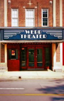Webb Theater by Rodney Williams