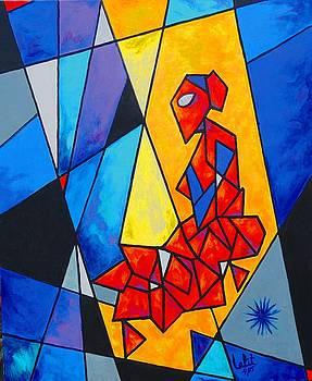 Webwoman by Lalit Jain