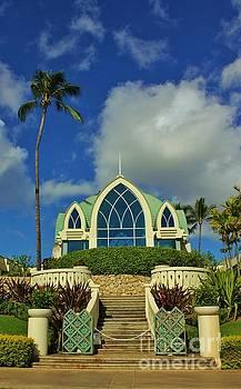 Wedding Chapel Aulani Resort by Craig Wood