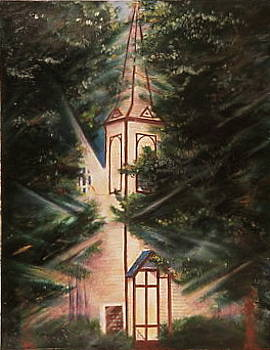 Wedding Chapel by Michael Ryan