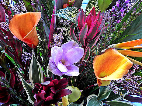 Wedding Flowers by Brian Chase