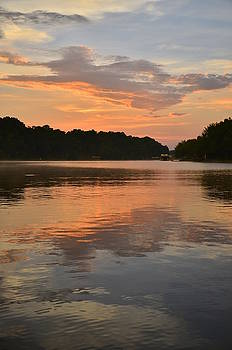 Wedowee Sunset by Michael Weeks