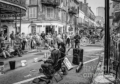 Kathleen K Parker - Weekend Jazz on Royal St. NOLA