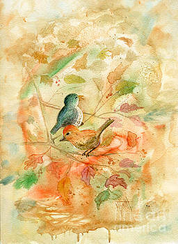 Welcome Autumn by Marilyn Smith