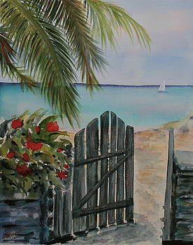 Welcome to Grand Turk by Barbara Petersen