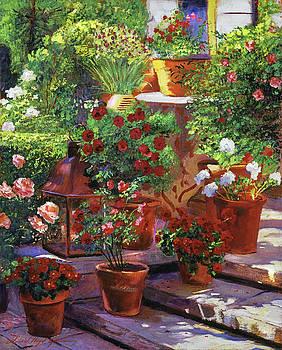 David Lloyd Glover - WELCOMING FLOWERS