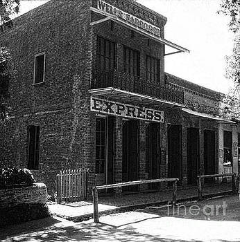 Wells Fargo Express Company  by Chris Berry