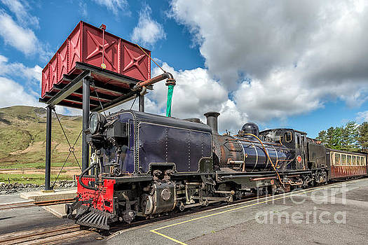 Adrian Evans - Welsh Highland Railway