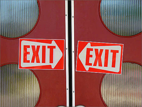 Exits Exist by Ross Odom