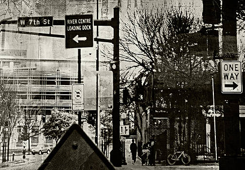 West 7th Street by Susan Stone