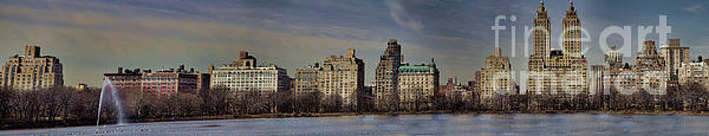 Chuck Kuhn - West Central Park Architecture
