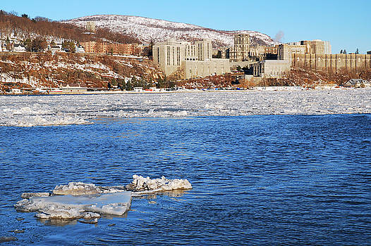 West Point Winter by James Kirkikis