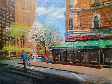 West Side Restaurant by Peter Salwen