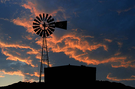 Jerry McElroy - West Texas Cattle Tank