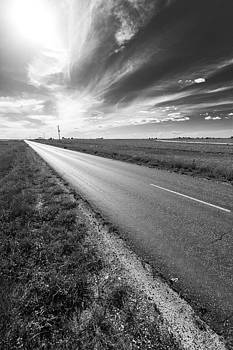 West Texas Road by Nathan Hillis