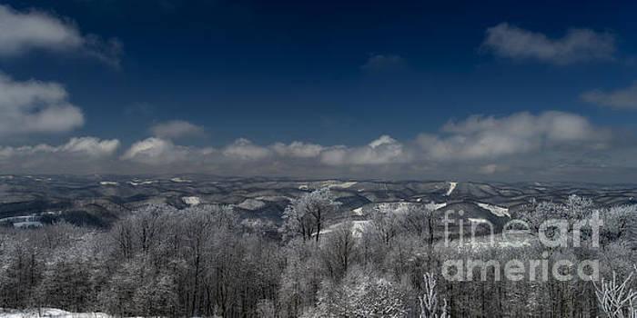 Dan Friend - West Virginia mountains