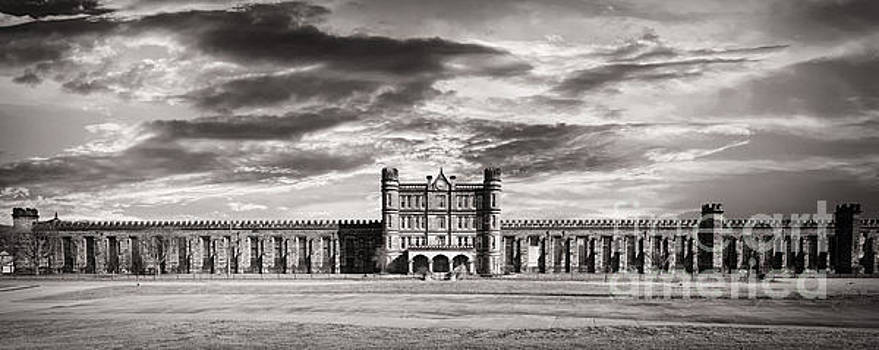 West Virginia Penitentiary Moundsville  by Brian Mollenkopf
