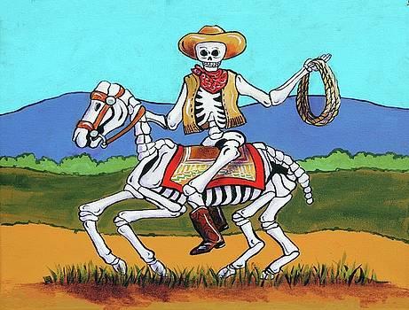 Western Cowboy by Candy Mayer