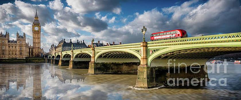 Adrian Evans - Westminster Bridge