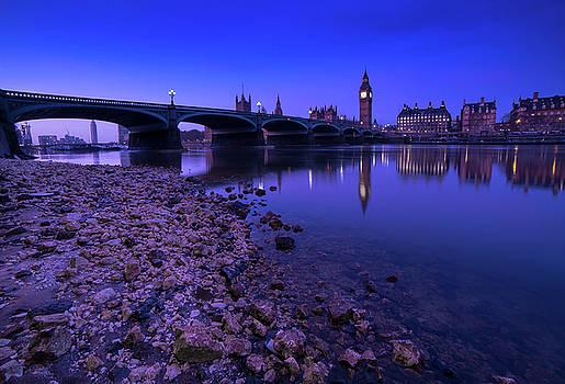 Westminster Bridge London by Mariusz Czajkowski