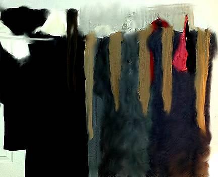 Wet Laundry by Zodiak Paredes
