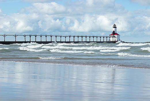 Wet Shore by Tammy Chesney