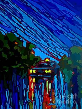 Wet Street Reflections - Wet Street Reflections