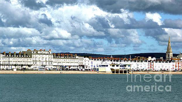 Weymouth Seafront by Baggieoldboy