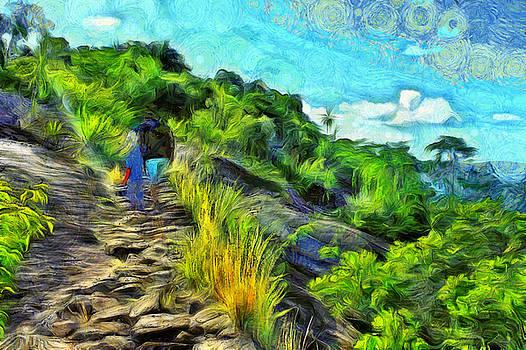 What a lovely trek by Ashish Agarwal