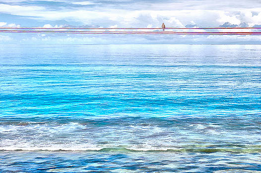 What a view of the ocean by Ashish Agarwal