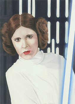 What if Leia...? by Cory Calantropio