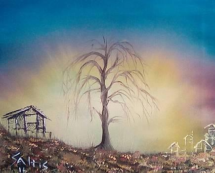 What Lay Beyond by Jim Saltis