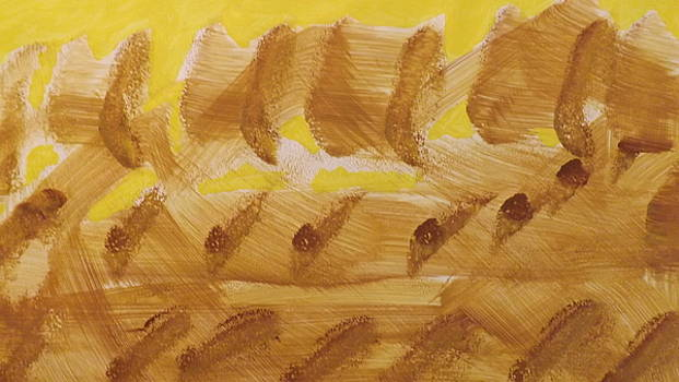 Wheatfields  by Don Koester