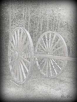Wheels by Trina Prenzi