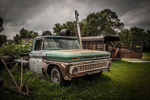 When A Truck Was by Ray Congrove