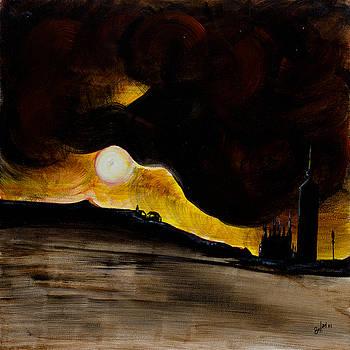 When Darkness Falls by Emma Kinani