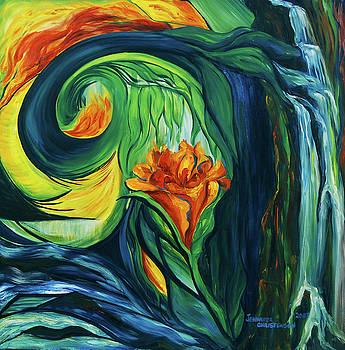 When Fire Dreams by Jennifer Christenson
