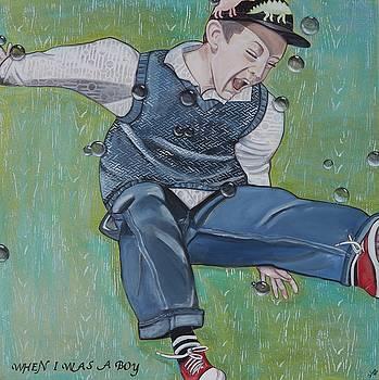 When I Was a Boy by Darlene Graeser