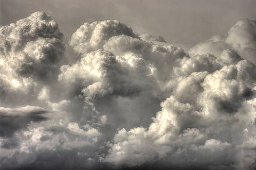 When the Sky Growls by Michael Mazaika