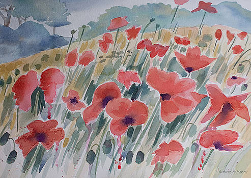 Barbara McMahon - Where Poppies Grow