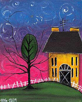 Abril Andrade Griffith - Whimsical Night