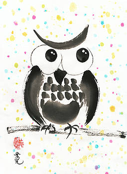 Oiyee At Oystudio - Whimsical Owl