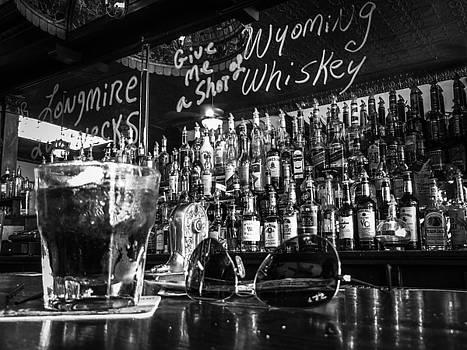 Whiskey please  by Robert Lowe