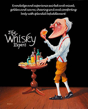 Whisky Expert with verse by Johnny Trippick